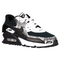 Nike Air Max Girls Black And White