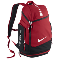 Nike Hoops Elite Max Air Team Backpack - Red / Black