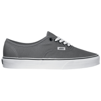 Vans Authentic - Men's - Grey / White