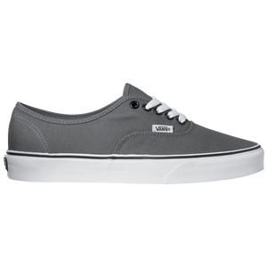 Vans Authentic - Men's - Pewter/Black