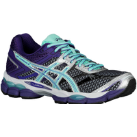 ASICS® GEL-Cumulus 16 - Women's - Grey / Light Blue