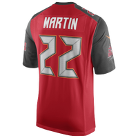 Nike NFL Game Day Jersey - Men's - Doug Martin - Tampa Bay Buccaneers