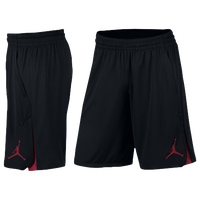 Jordan 23 Tech Dry Knit Shorts - Men's - Black / Red