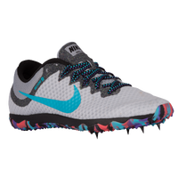 Nike Zoom Rival XC - Women's - Grey / Light Blue