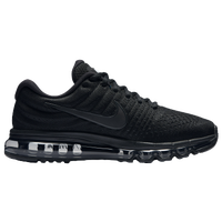 Nike Air Max 2017 - Men's - All Black / Black