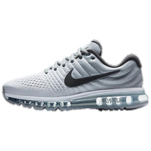 Nike Air Max 2017 - Men\u0027s - White / Grey