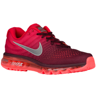Nike Air Max 2017 - Men's - Maroon / White