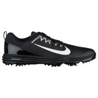 Nike Lunar Command Golf Shoes - Men's - Black / White