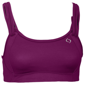 Moving Comfort Fiona High-Impact Sports Bra - Women's - Velvet