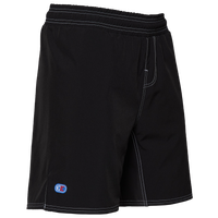 Cliff Keen Wrestling Board Shorts - Men's - Black / White