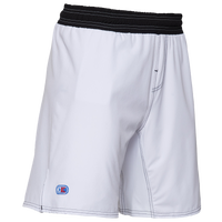 Cliff Keen Wrestling Board Shorts - Men's - White / Black