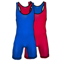 Cliff Keen Reversible Lycra Singlet - Men's - Blue / Red