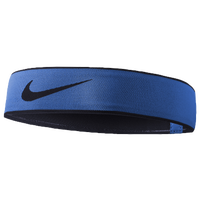 Nike Pro Swoosh 2.0 Headband - Women's - Blue / Black