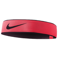 Nike Pro Swoosh 2.0 Headband - Women's - Red / Black