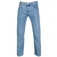 Levi's 501 Original Fit Jeans - Men's - Light Blue / Light Blue
