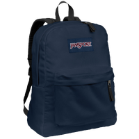 JanSport Super Break BackPack - Navy / Black