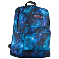 JanSport Superbreak Backpack - Blue / Navy
