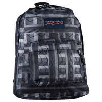 JanSport Superbreak Backpack - Black / Grey