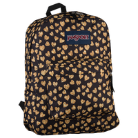 JanSport Superbreak Backpack - Black / Gold