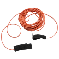Tandem Volleyball Net Extender - Orange / Black
