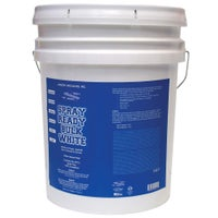 Athletic Specialties 5 Gallon Pail Marking Paint - White / Blue