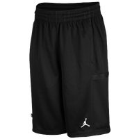 Jordan Bankroll Short - Boys' Grade School - All Black / Black