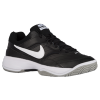 Nike Court Lite - Men's - Black / Grey