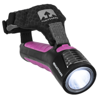 Nathan Zephyr Fire 100 Hand Torch - Black / Pink