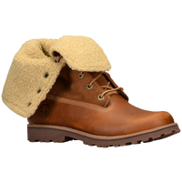 "Timberland 6"" Shearling Boots - Girls' Grade School - Brown / Tan"