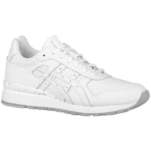 asics all white running shoes