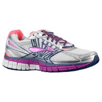 Brooks Adrenaline GTS 14 - Women's - White / Purple