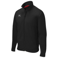 Mizuno Elite Thermal Fleece - Men's - Black / Black