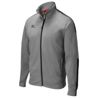 Mizuno Elite Thermal Fleece - Men's - Grey / Black