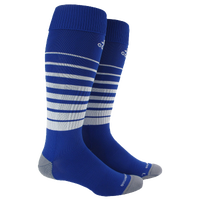 adidas Team Speed Soccer Socks - Blue / White