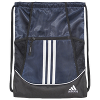 adidas Alliance II Sackpack - Navy / White