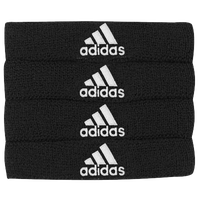 adidas Interval 3/4-inch Bicep Bands - Black / White