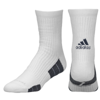 adidas Sock System Maximum Cushion Crew - Men's - White / Navy