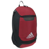 adidas Stadium Team Backpack - Red / Black