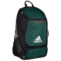 adidas Stadium Team Backpack - Dark Green / Black