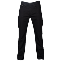 Levi's 514 Slim Straight Jeans - Men's - All Black / Black