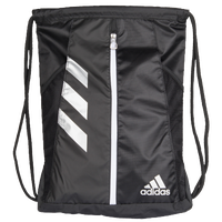 adidas Team Issue Sackpack - Black / Silver