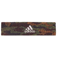 adidas Interval Digital Headband - Men's - Maroon / Orange