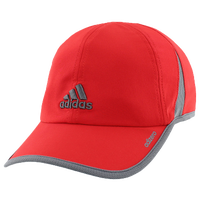 adidas Climacool adiZero II Cap - Men's - Red / Grey