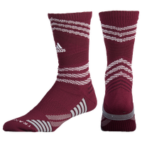 adidas Speed Mesh Team Crew - Maroon / White