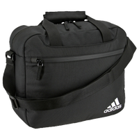 adidas Stadium Coaches Messenger Bag - Black / Black