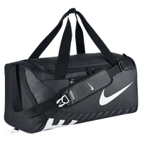 Nike Alpha Adpt Crossbody Medium Duffel - Black / White