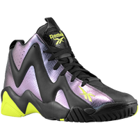 Reebok Kamikaze II Mid - Men's - Black / Purple