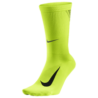 Nike Dri-FIT Elite Run Lightweight 2.0 Crew - Light Green / Black