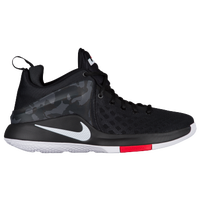 Nike Zoom Witness - Men's -  LeBron James - Black / Grey