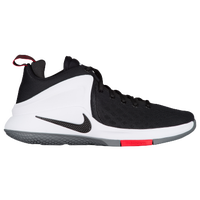 Nike Zoom Witness - Men's -  LeBron James - Black / White